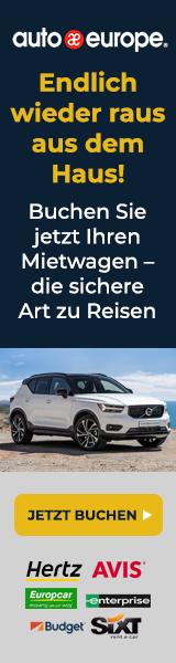 Auto Europe - einfach und sicher online buchen!
